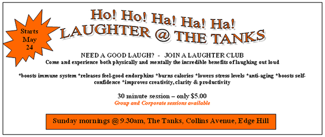 laughter Yoga Cairns